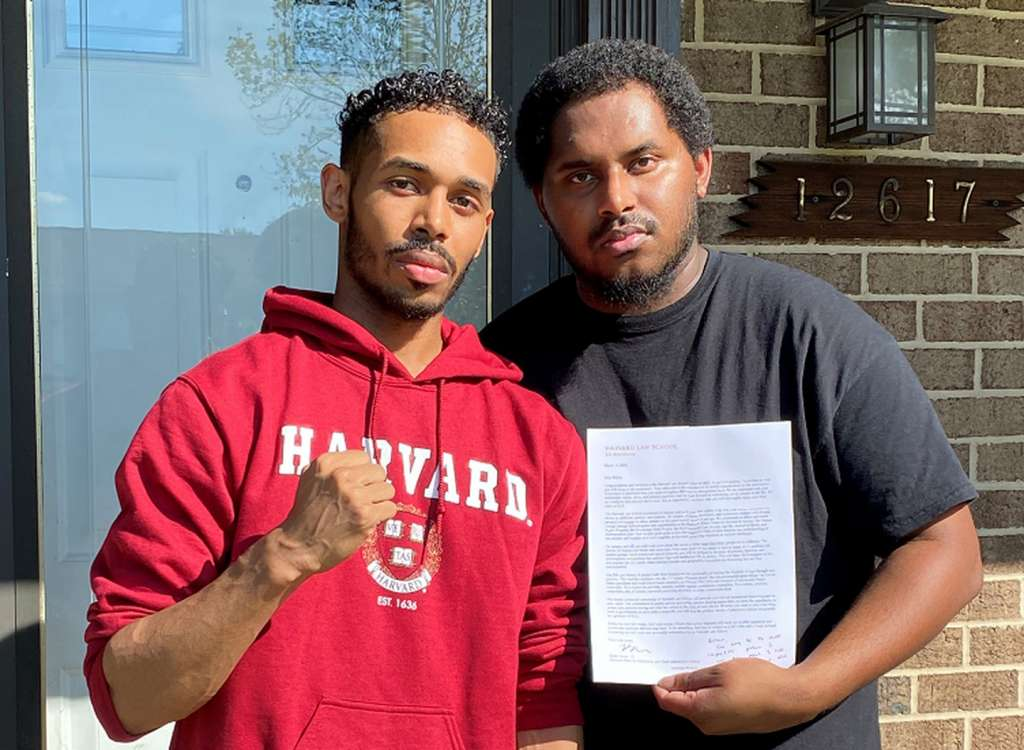 Rehan Stanton Accepted to Harvard Law